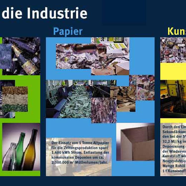 Corporate Design Treienekens Messe - conpor