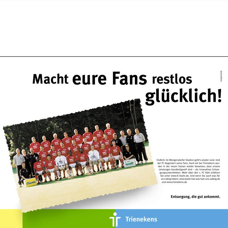 Corporate Design Treienekens Print - conpor