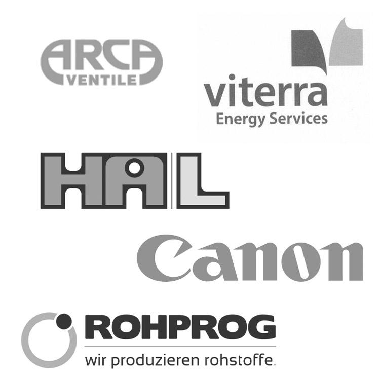 Geschichte Logos - conpor
