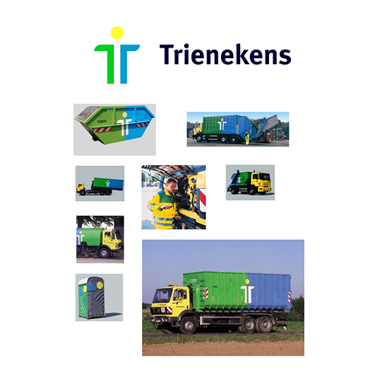 Corporate Design Treienekens Anwendungen - conpor