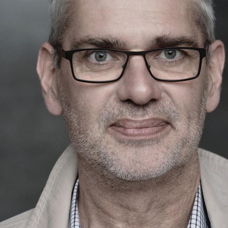 Dirk Opdenplatz, Inhaber der conpor